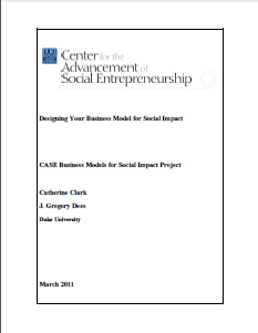 Theories of Social Entrepreneurship Archives - CASE
