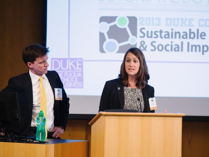 Center for the Advancement of Social Entrepreneurship (CASE)