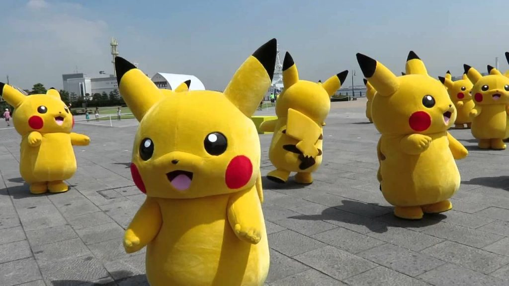 Pokemon for Social Impact Pikachus Image by Huku
