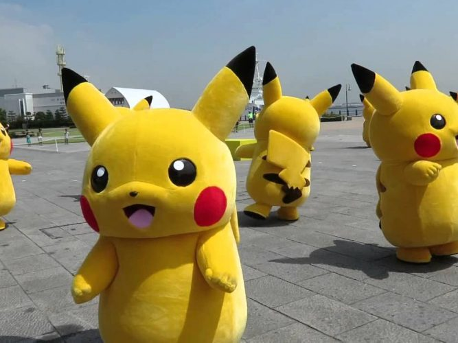Pokemon for Social Impact Pikachus Image by Huku
