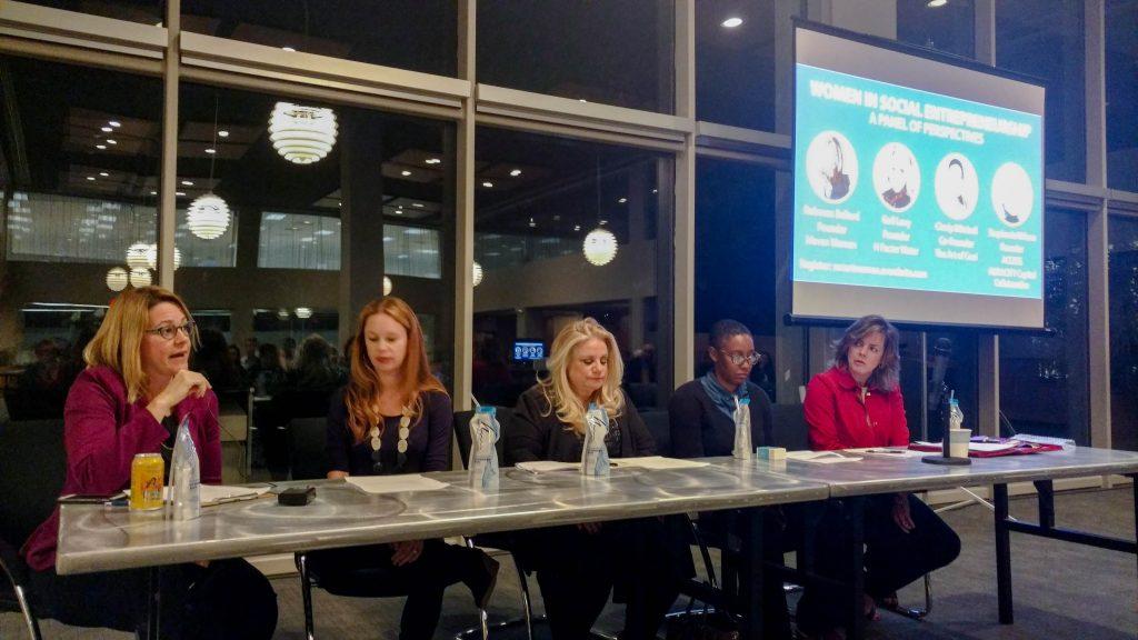Women Social Entrepreneurs