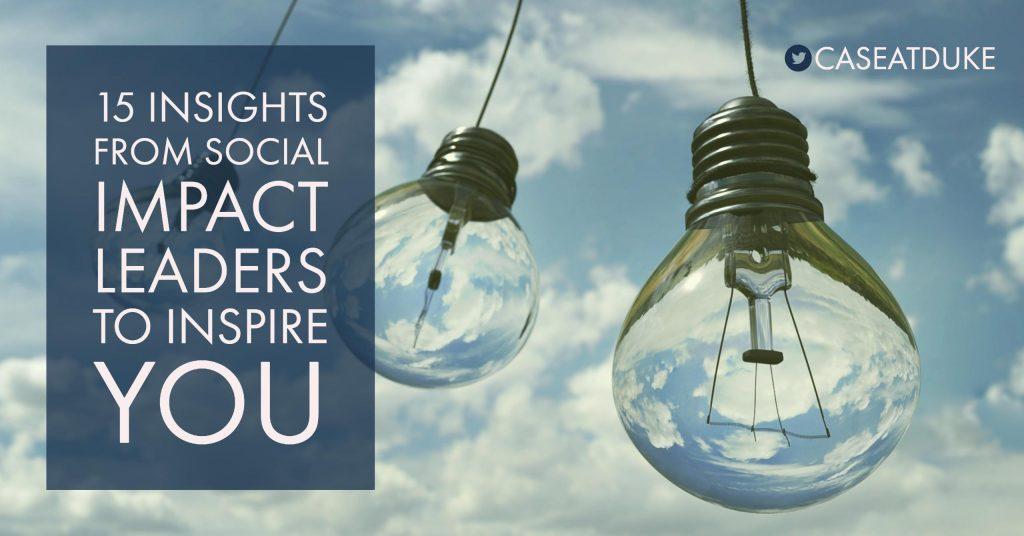 Social Impact Leaders