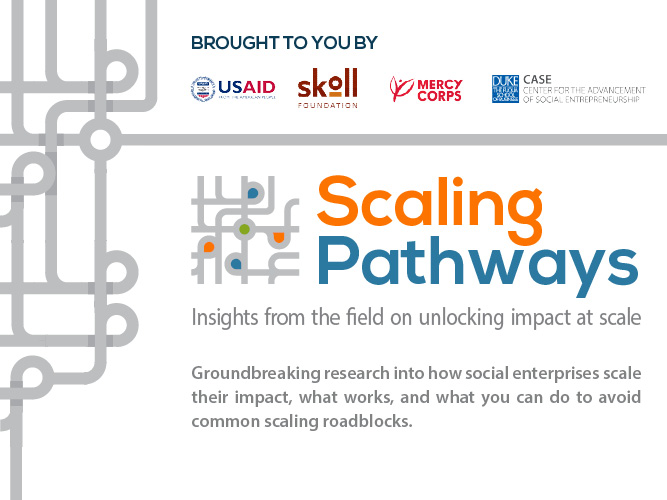 Scaling Pathways
