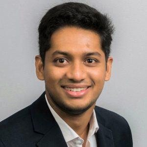 Anurag Dusanapudi CASE Scholar