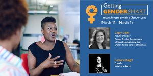 Get Gender Smart with Cathy Clark and Suzanne Biegel