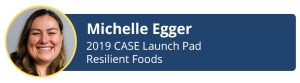 Michelle Egger 2018 case launch-pad