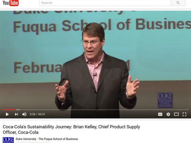 Video: Brian Kelley, Coca-Cola