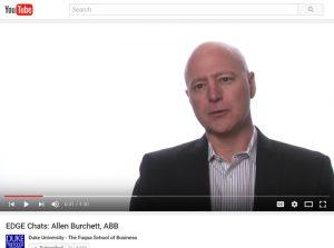Video: Allen Burchett, ABB