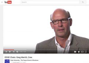 Video: Greg Merritt, Cree