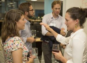Duke University alumni gather at San Francisco networking reception