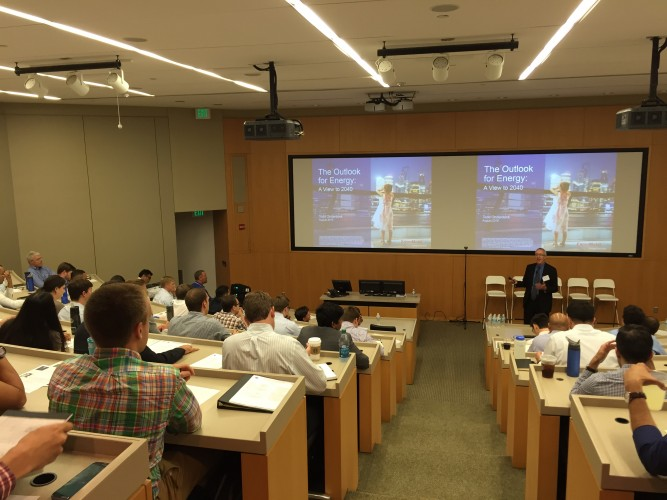 Energy Career Intensive 2015, Fuqua School of Business, Duke University