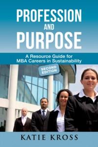 Profession and Purpose book