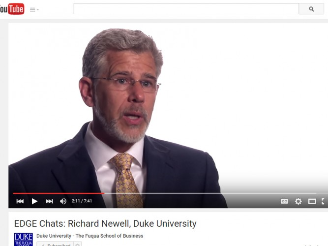 Video: Richard Newell