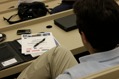 Energy seminar