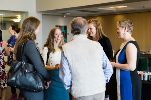 Reception at 2016 Women in Energy event