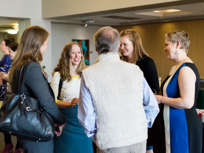 Women in Energy event at Duke 2016