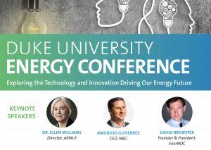 Duke University Energy Conference banner