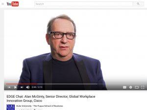 Video: Alan McGinty, Cisco