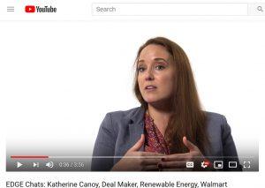 Video: EDGE Chats - Katherine Canoy