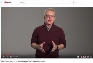 Rick Larrick - Understanding food's carbon footprint
