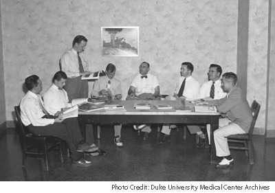 1948 Hospital Administrative Interns