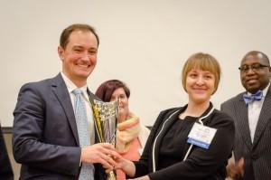 MedServe Steptoe Oshea winning social entrepreneurship contest